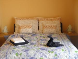 Kristály Apartman, Bed and Breakfasts  Hévíz - big - 111