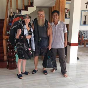 Anh Nhung Guesthouse, Penziony  Hoi An - big - 13