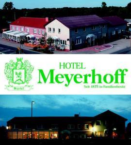 Hotel Meyerhoff, Szállodák  Ostrhauderfehn - big - 42