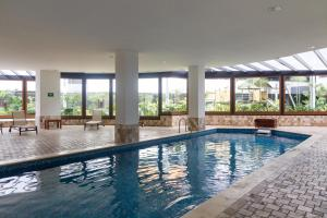 Suites Metropoli Bristol Park, Апартаменты  Кито - big - 51