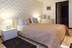 Suites Metropoli Bristol Park, Апартаменты  Кито - big - 56