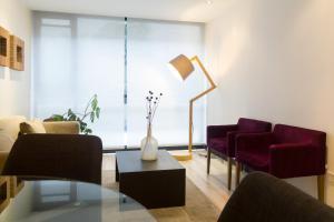 Suites Metropoli Bristol Park, Апартаменты  Кито - big - 60