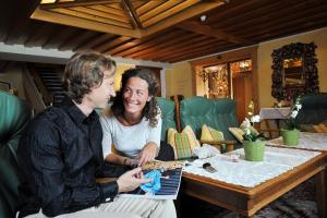 Thermal-Badhotel Kirchler, Hotels  Tux - big - 23