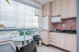 To Be Paulista Residence, Apartmány  Sao Paulo - big - 40