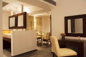 12 Months Luxury Resort, Отели  Цагарада - big - 57
