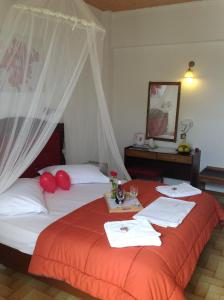 Angela Hotel, Hotely  Agia Marina Aegina - big - 116