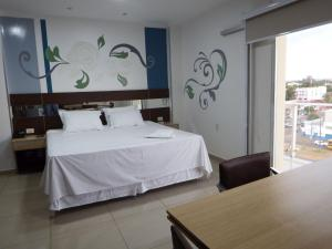 Hotel Divisa, Hotely  Pedro Juan Caballero - big - 22