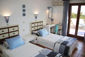 Villa Galini, Apartmány  Agios Nikolaos - big - 31