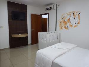 Hotel Divisa, Hotely  Pedro Juan Caballero - big - 17