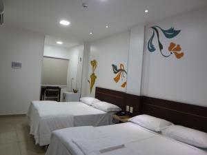 Hotel Divisa, Hotely  Pedro Juan Caballero - big - 9