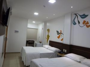 Hotel Divisa, Hotely  Pedro Juan Caballero - big - 3
