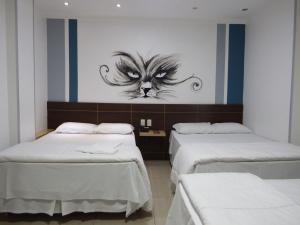 Hotel Divisa, Hotely  Pedro Juan Caballero - big - 4