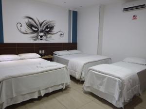 Hotel Divisa, Hotely  Pedro Juan Caballero - big - 7
