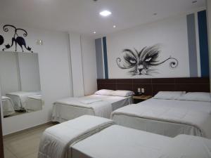 Hotel Divisa, Hotely  Pedro Juan Caballero - big - 5
