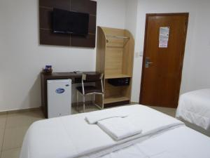 Hotel Divisa, Hotely  Pedro Juan Caballero - big - 6
