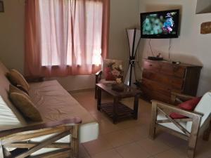Villa El Refugio, Dovolenkové domy  Potrerillos - big - 22