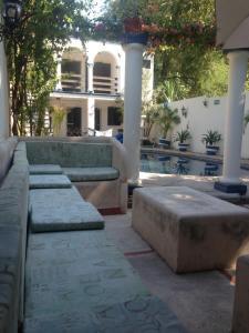 Hotel Zamna, Hotels  Mérida - big - 56