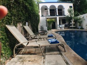 Hotel Zamna, Hotels  Mérida - big - 39
