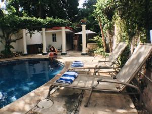 Hotel Zamna, Hotels  Mérida - big - 40