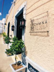 Hotel Zamna, Hotels  Mérida - big - 38