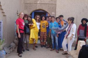 Riad Desert Camel, Hotels  Merzouga - big - 93