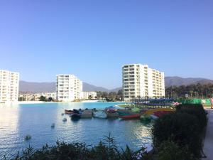 La mejor vista de Papudo, Apartmanok  Papudo - big - 3