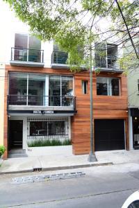 Отель Hostal Be Condesa, Мехико