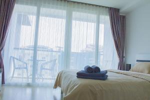 Apartments Condominium Centara, Apartmány  Pattaya Central - big - 35