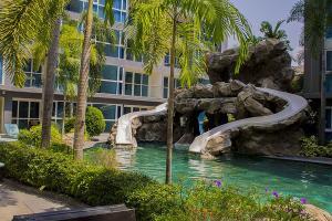 Apartments Condominium Centara, Apartmány  Pattaya Central - big - 1