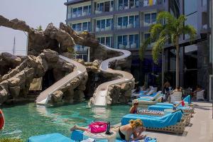 Apartments Condominium Centara, Apartmány  Pattaya Central - big - 86