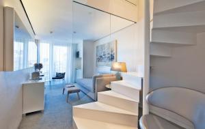 Duplex Suite with Kitchenette