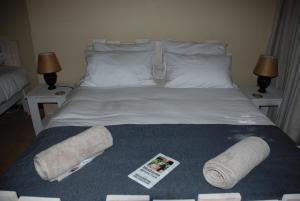 86 on Langenhoven Bed & Breakfast, Bed & Breakfasts  Oudtshoorn - big - 17