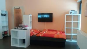 Apartments Klinovec, Apartmány  Loučná pod Klínovcem - big - 27