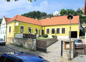 Penzion Kolbl, Vendégházak  Český Krumlov - big - 37