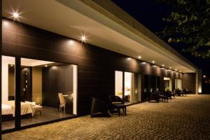 Solar Dos Caceres, Отели  Fornos de Algodres - big - 17
