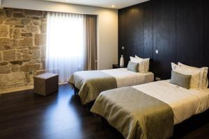 Solar Dos Caceres, Отели  Fornos de Algodres - big - 19