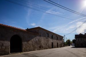 Solar Dos Caceres, Отели  Fornos de Algodres - big - 55