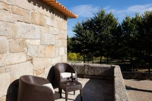 Solar Dos Caceres, Отели  Fornos de Algodres - big - 56