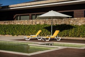 Solar Dos Caceres, Отели  Fornos de Algodres - big - 59