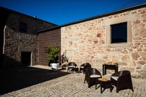 Solar Dos Caceres, Отели  Fornos de Algodres - big - 46