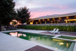 Solar Dos Caceres, Отели  Fornos de Algodres - big - 29