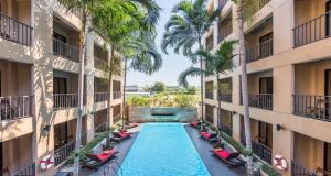 The Cottage Suvarnabhumi, Hotels  Lat Krabang - big - 1