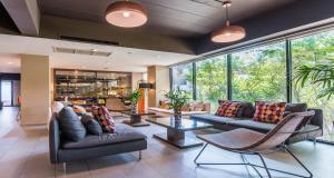 The Cottage Suvarnabhumi, Hotels  Lat Krabang - big - 36