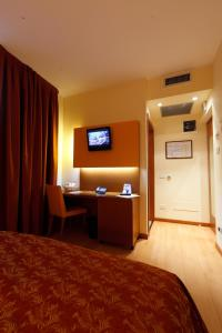 Hotel Villa Delle Rose, Отели  Оледжо - big - 9