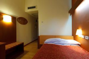 Hotel Villa Delle Rose, Отели  Оледжо - big - 11