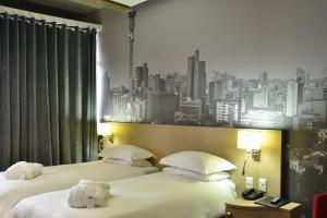 Pokój typu Deluxe z 2 łóżkami pojedynczymi