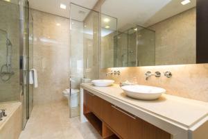 Home-Suites in Straits Quay, Penang, Apartmanok  Tanjung Bungah - big - 47