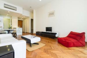 Home-Suites in Straits Quay, Penang, Апартаменты  Танджунг-Бунга - big - 42