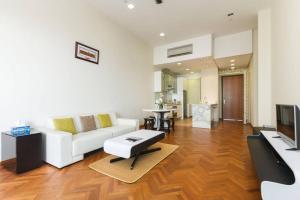 Home-Suites in Straits Quay, Penang, Апартаменты  Танджунг-Бунга - big - 41