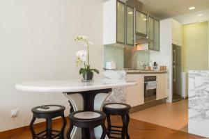 Home-Suites in Straits Quay, Penang, Апартаменты  Танджунг-Бунга - big - 39